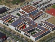 Auftraggeber: Franconian International School e.V. •  Architekt: djb Architekten, München •  Projektzeit: 2005 - 2008 •  Projektkosten: 20,5 Mio. € •  Leistungen: VOF-Verfahren mit anschließendem Plangutachten, Projektsteuerung gemäß § 205 AHO, Projektstufen 1-5