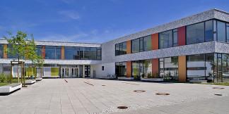 Neubau Franconian Internat. School in Erlangen