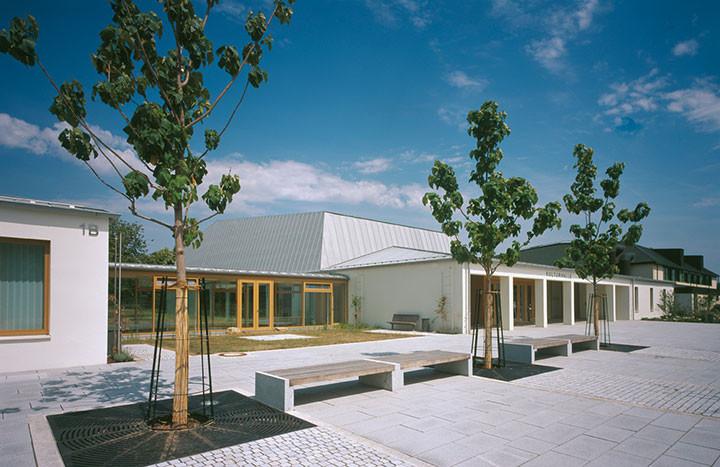 Neubau Grundschule & Kulturhalle in Grafenrheinfeld