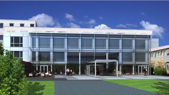 Umbau und Erweiterung Johanna-Etienne-Krankenhaus, Neuss