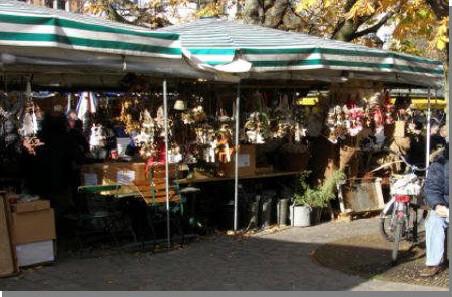 Zukunftskonzept Münchner Viktualienmarkt