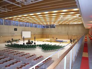 Neubau Dreifeldsporthalle in Gersthofen