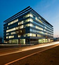 European Headquarter Zürich der Baxter AG