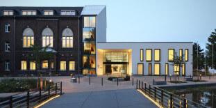 Ersatz- und Neubau der Psychiatrie Neuss am Standort St. Josef-KH