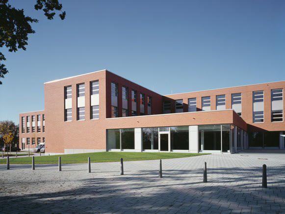 Neubau International School Hamburg