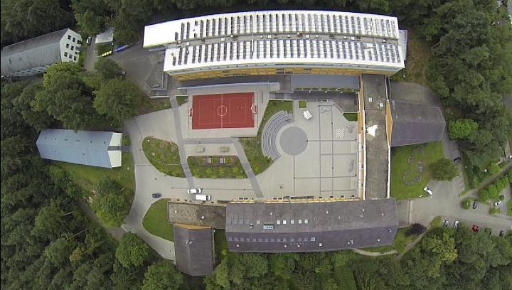 Erweiterung mit Neubau und Sanierung des Heinrich-Heine-Gymnasiums in München